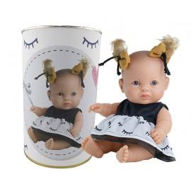Muñeca Leire en lata